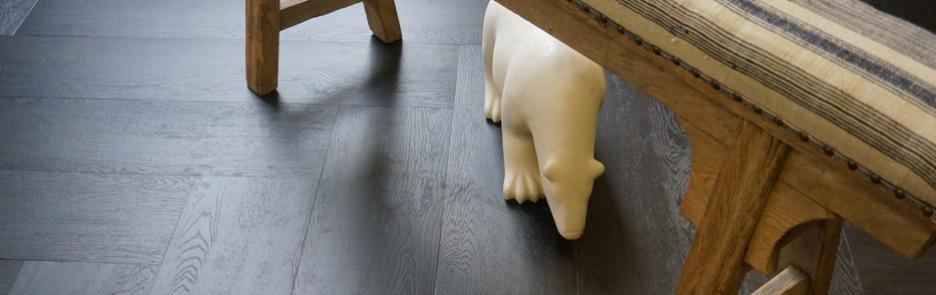 PVC vloeren leggen